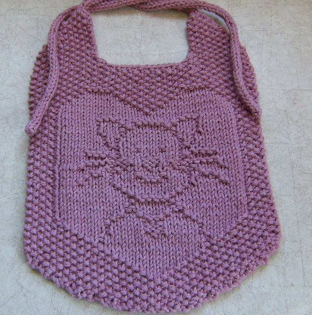 74 best Knit♡Baby♡Bibs images on Pinterest | Knitted baby ...
