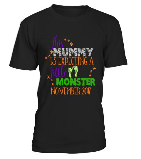 "# Halloween Pregnancy Shirt Mummy Monster Due November 2017 .  Special Offer, not available in shops      Comes in a variety of styles and colours      Buy yours now before it is too late!      Secured payment via Visa / Mastercard / Amex / PayPal      How to place an order            Choose the model from the drop-down menu      Click on ""Buy it now""      Choose the size and the quantity      Add your delivery address and bank details      And that's it!      Tags: Celebrate Halloween and…"