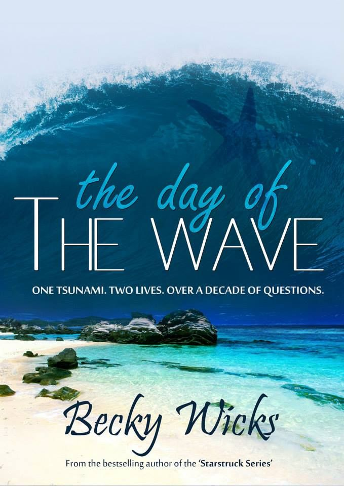 Mythical Books: when to hold on with everything you have left - The Day Of The Wave by Becky Wicks