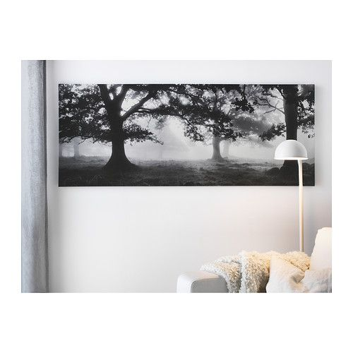 PJÄTTERYD Picture IKEA Motif created by Björn Wennerwald. The picture has extra depth and life because it's printed on high quality canv...