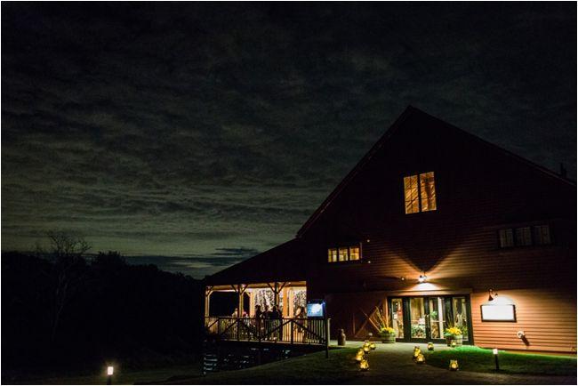 The Barn at Gibbet Hill Wedding by Deborah Zoe Photography.