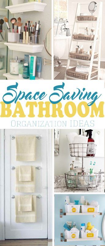 Best 25 small bathroom plans ideas on pinterest - Organization small spaces plan ...