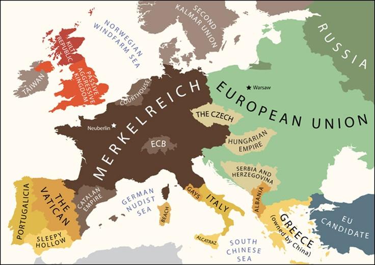 Internasjonal politikk ogkart : hvilke lands stereotyper er dette? (1) - kilde: Internasjonalen.com - en blogg av @kimgabrielli