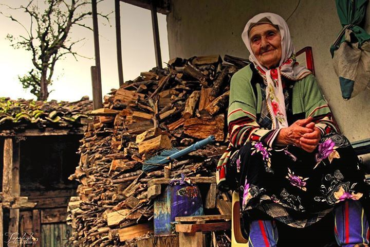 Anadolu'da kadın olmak. Fotoğraf: Rukiye Topaloğlu