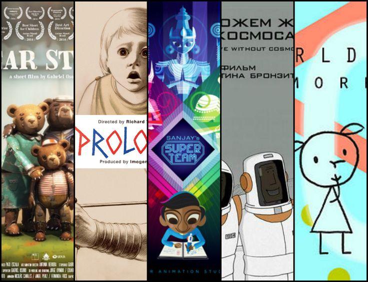 Estos son los candidatos al Óscar a Mejor Cortometraje Animado