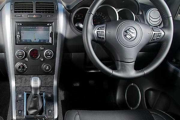 2018-2019 Suzuki Grand Vitara — updated 2018-2019 Suzuki Grand Vitara