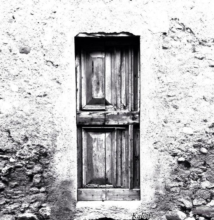 Ed una porta chiusa sarà in quel giorno una condanna...