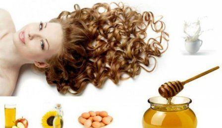 Эффективные домашние средства для ухода за волосами  #уход_за_волосами #красота #здоровье