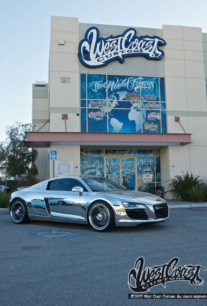 West Coast Customs/ Tron