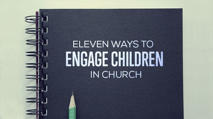Many churches have services just for children. Other churches believe families should be together during the service. And some churches have a combination of both. They have children's church during the winter months, but kids sit with parents during the summer, etc. The truth is, we would all like our children to know how to …