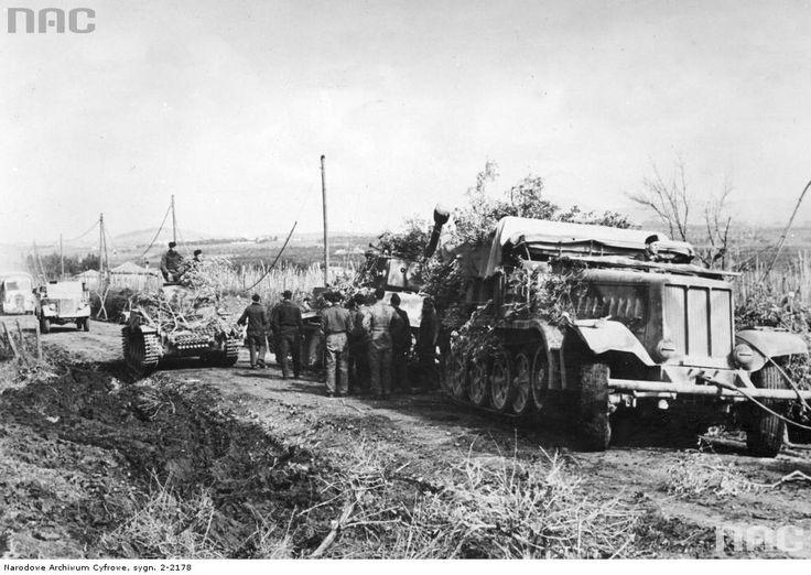 Nettuno - Anzio , Tiger , Panzer II 1944 | German Forces ...
