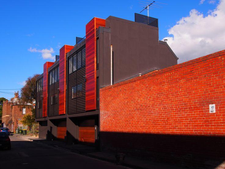 Fitzroy Terrace Houses