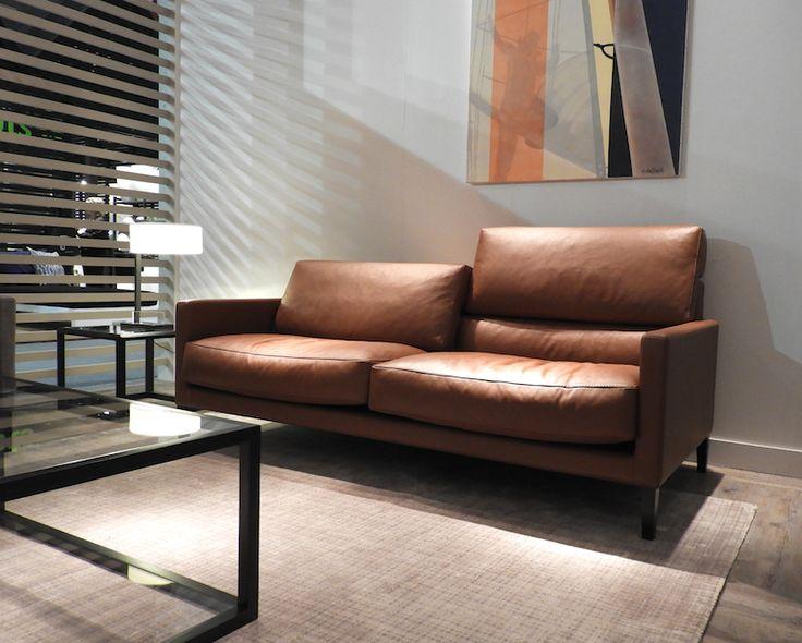 William cuir canapé zanotta meubles Pinterest