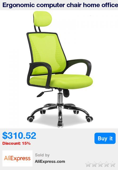 Ergonomic computer chair home office chair  lift swivel mesh chair * Pub Date: 05:37 Apr 12 2017