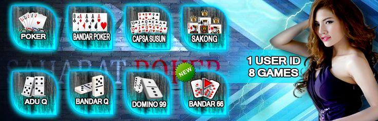 """Susah cari Situs judi online yang bisa di percaya...? Mari gabung di <a href=""""http://sahabatpoker.poker"""" rel=""""dofollow"""">Agen Domino</a> Bonus Refferal 15% Bonus Turn Over 0,5% Agen Judi Online Terbesar dan Terpercaya se asia Daftar dan buktikan sendiri sekarang juga.. WHATSAPP : +855967136164 PIN BB : 2B13CFD PIN BB : E34BB179 LINE ID : @fjq9439d LINE ID : sweetycandys"""