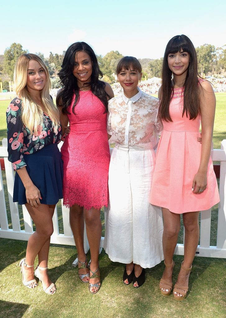 Lauren Conrad and William Tell at Polo | Pictures | POPSUGAR Celebrity