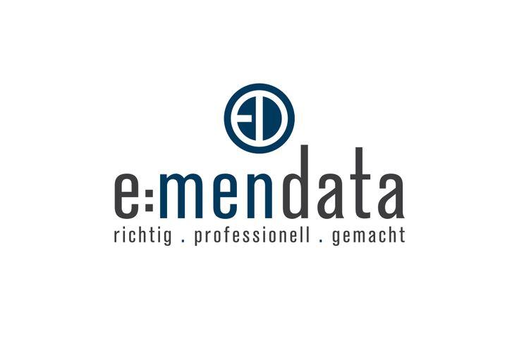 "Logo für das Consulting-Unternehmen ""e:mendata GmbH"""