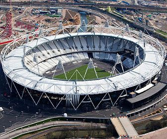 Another stadium I would like to visit is Olympic stadium in London