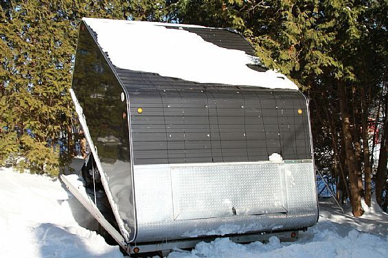 2007 Worthington Snowmobile Trailer Snowmobile Trailers For Sale in Lake George, NY A00010 | Want Ad Digest Classified Ads