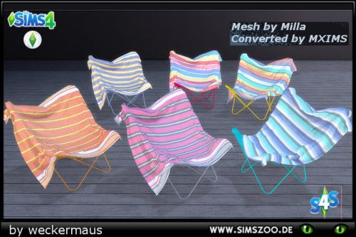 Armchair recolours by weckermaus.  Details and download at the Simszoo (free registration required)  Find this and a lot more at the Simszoo!  Need help with registration? Have a look here!  If you play Sims 3 and/or Sims 2, too, why don't you check out...