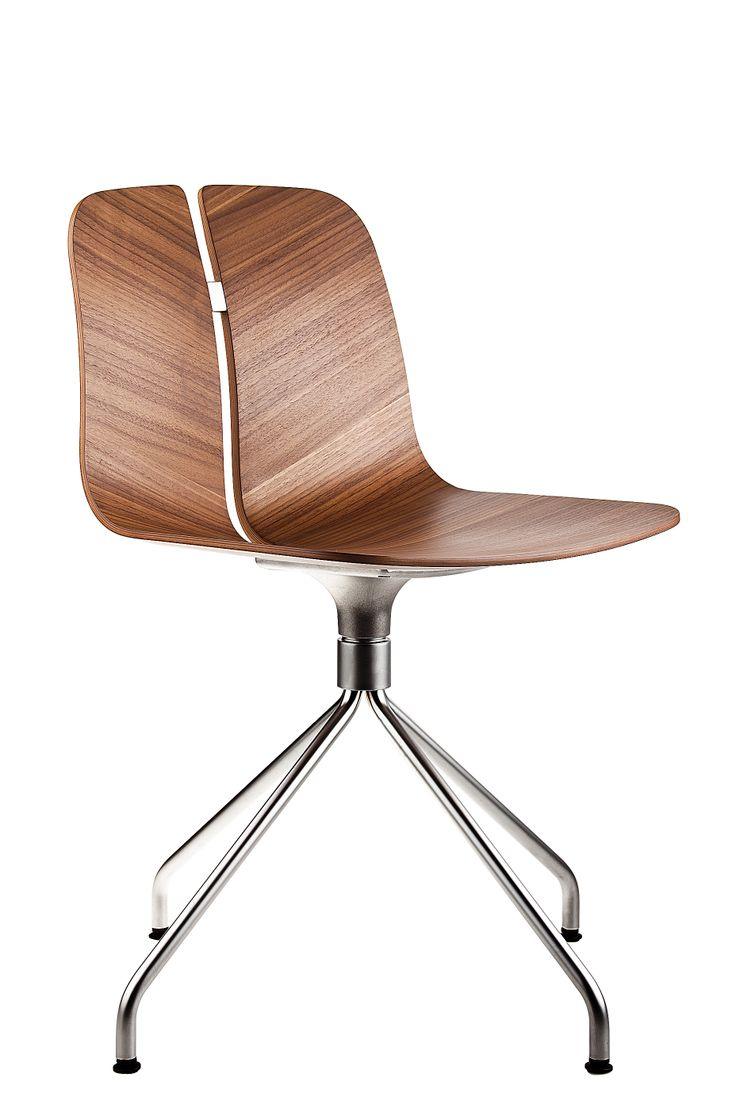 Wood conference chairs - Conference Chair Link From Lapalma Designed By Hee Welling Www Rohde Grahl