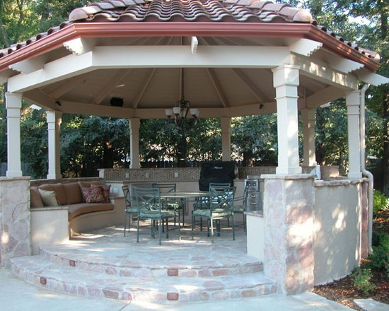 hot tub gazebo kits design  pictures  remodel  decor and ideas