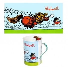 Thelwell China Mug -Out of the way