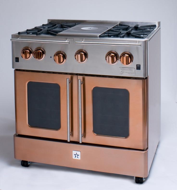 2011 Kbculture Awards Bluestar Range Copper Kitchen Copper Appliances