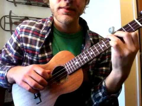 "Ukulele Fingerpicking Lesson: How to Play ""Hallelujah""    11 months to learn - I want to use the 'Hallelujah Christmas' lyrics by Cloverton instead of the original lyrics."