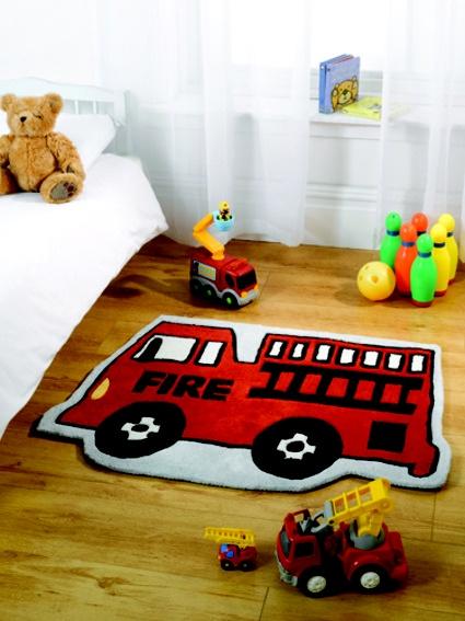 36 Best Firefighter Kids Bedroom Images On Pinterest | Firetruck, Bedroom  Ideas And Kids Bedroom