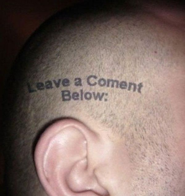 50 Best Funny Tattoo Ideas and Designs to feel the laughter
