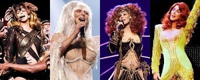 Cher during her 'Cher At the Colosseum' residency 2008 / 2011