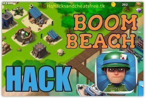 Boom Beach Hack 2018 , Cheat Code - Unlimited Diamonds and
