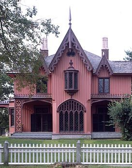 Victorian Homes England S Best Known Gothic Revival House
