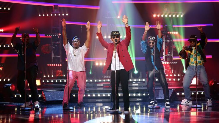 Mark Ronson & Bruno Mars Perform 'Uptown Funk' Why is this song so great. I'm okay with it being stuck in my head ;)