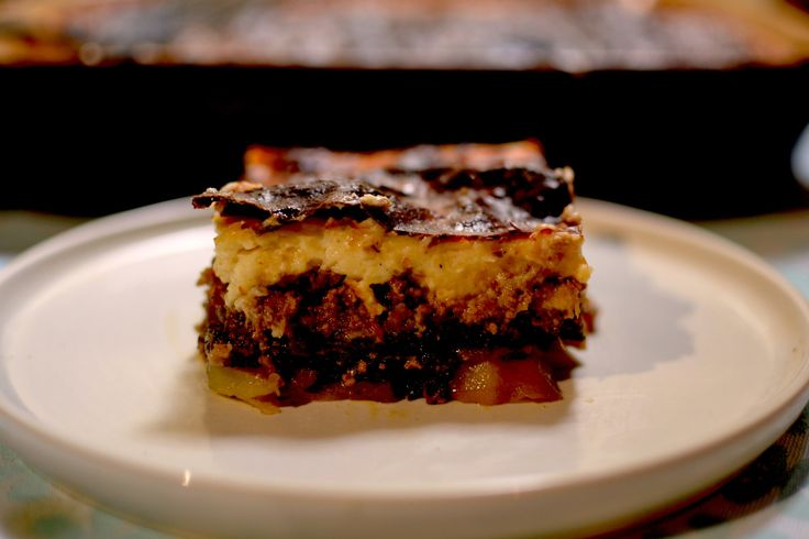 Moussakas - The King of Greek cuisine