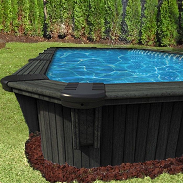 Above Ground Rectangle Pool