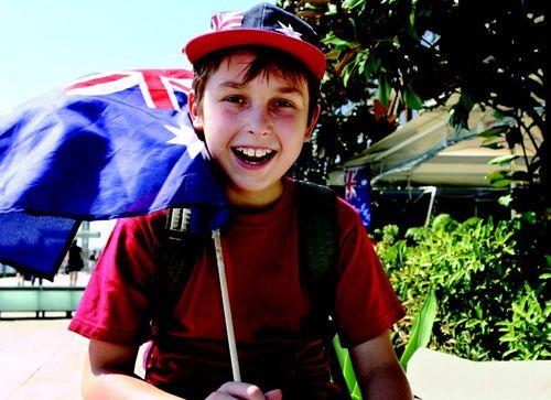 Australia Day Celebrations 2015 - The Arts Centre Gold Coast