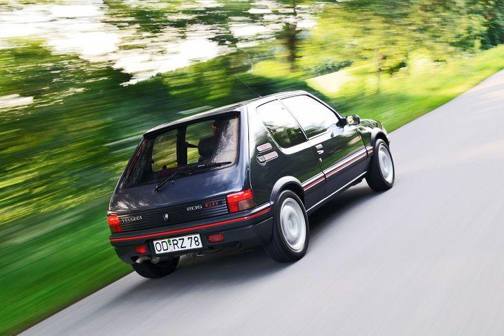 Peugeot 205 GTI 1.9