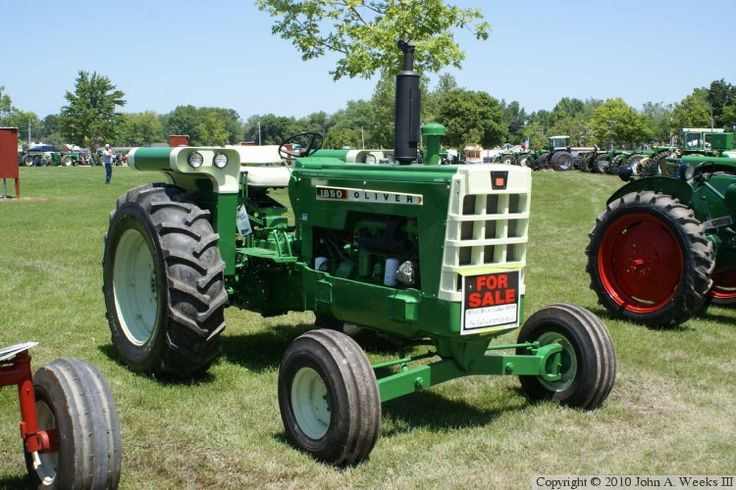 Oliver S Tractor Dual Wheels : Images about oliver tractors equipment on