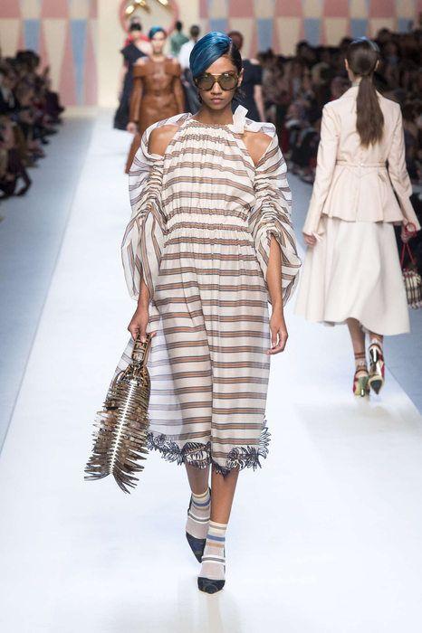 Photo galleries fashion week   Fendi Spring-Summer Womenswear ( - The  World s Fashion Business News de1a68f314a