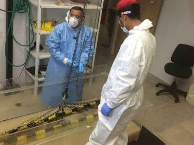 Criminología y Criminalística: Patente de rehidratación de tejidos blandos- Mucha...
