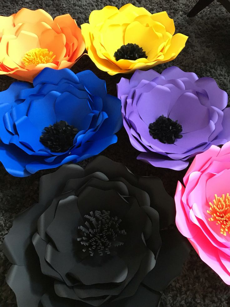 347 best day of the dead images on pinterest sugar skulls day of day of the dead theme paper flower party backdrop giant paper flowers https mightylinksfo Choice Image