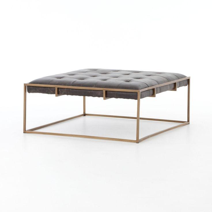 best 20+ tufted ottoman ideas on pinterest | dressing table stool