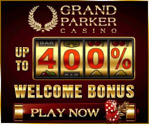 Grand Parker Casino welcomes players with a 400% high roller bonus up to $8,000! USA OK!