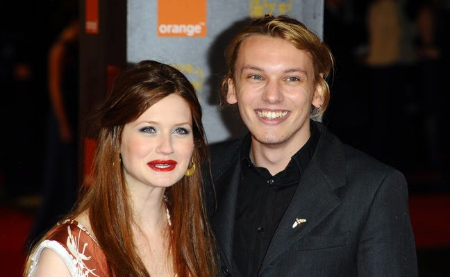 Actor of ginny Weasly and Gellert Grwindawald dating at the time.                Personaly he looks like a drowned rat.