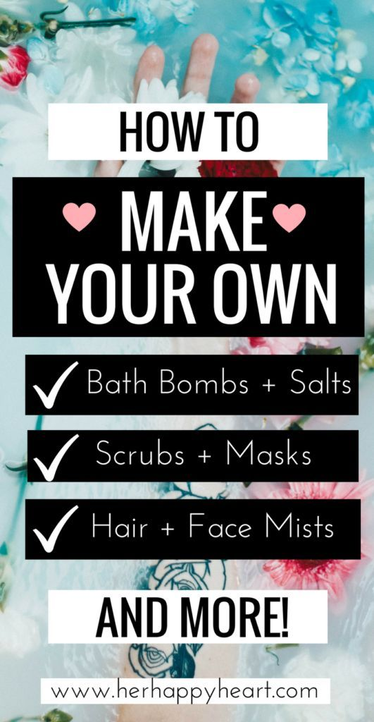 16 Dreamy Bath and Beauty Product DIYs That Are Perfect For Beginners | #beauty #diybeauty #beautydiy #diy | healthy hair tips | diy beauty | beauty diy | diy beauty products | diy bath bombs | beauty diy recipes | beauty essential oils | essential oils DIY | homemade bath bombs | diy scrubs masks mists soap lip scrub