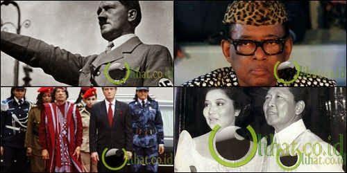 8 Diktator Gila Berperilaku Aneh di Dunia