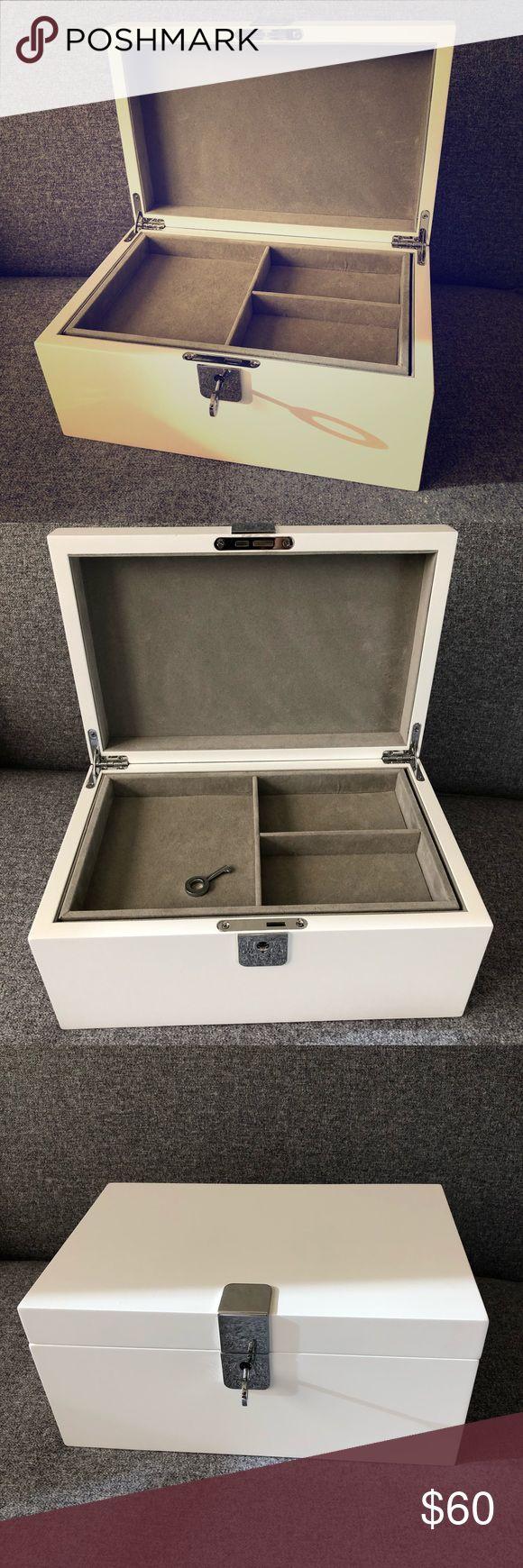 West elm jewelry box organizer | Jewelry organizer box ...