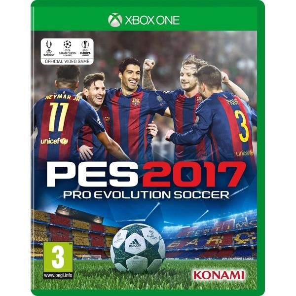 Pro Evolution Soccer 2017 Xbox One Game | http://gamesactions.com shares #new #latest #videogames #games for #pc #psp #ps3 #wii #xbox #nintendo #3ds